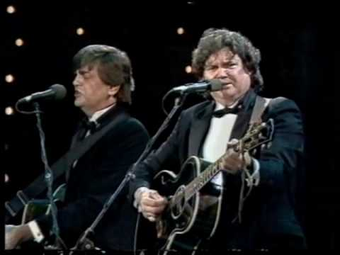 All I Have To Do Is Dream ~~ Everly Brothers, Melbourne, 1989