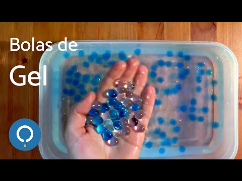 528a9e8a0 Bolitas de gel transparentes - YouTube