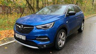 Взял Opel Grandland X - куда бьет молния?