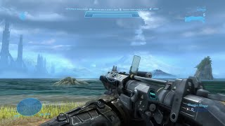 Halo : Reach - All Weapons, Reloads, Idle Animations and Sounds