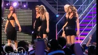 Girls Aloud - Love Machine (Disney Channel Kids Awards 2004)