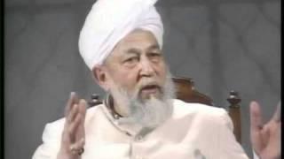 Liqa Ma'al Arab #64 Question/Answer English/Arabic by Hadrat Mirza Tahir Ahmad(rh), Islam Ahmadiyya