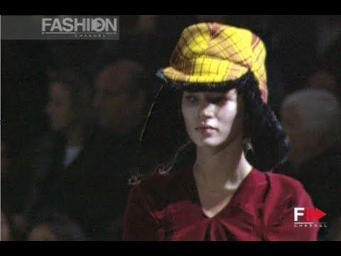 COMME DES GARÇONS Fall 1994/1995 Paris - Fashion Channel