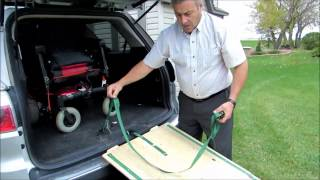 Wheel Chair Ramp for under $100.00