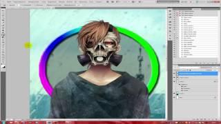 Как ЛЕГКО  и ПРОСТО сделать аватарку для ВК В Photoshop? Подробный видеоурок