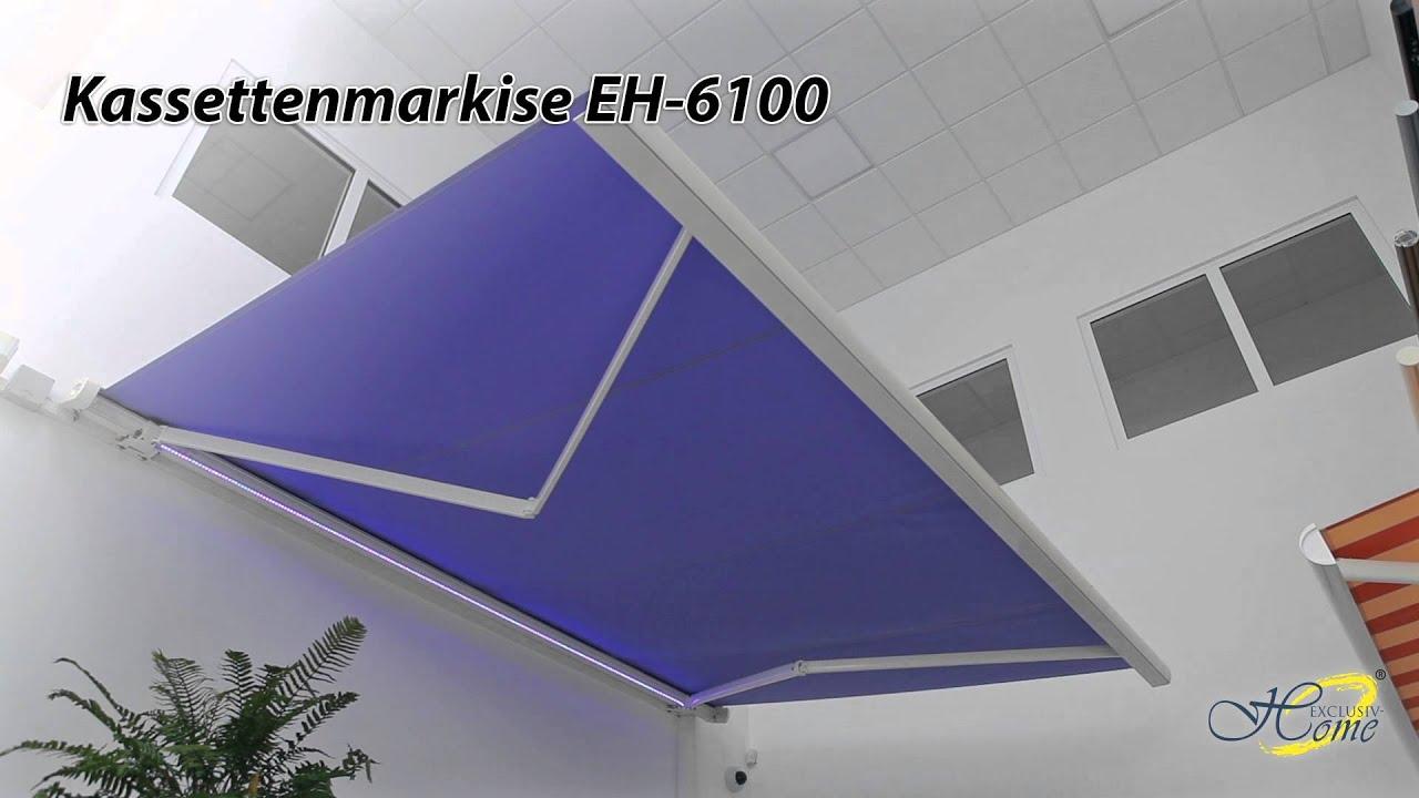 Kassettenmarkise Eh 6100 Markisen Direkt Vom Hersteller