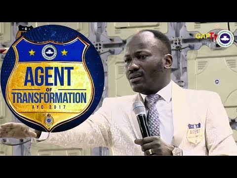 Apostle Johnson Suleman POWERFUL Ministration @ RCCG 2017 YOUTH CONVENTION