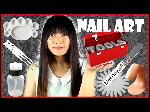 ULTIMATE GUIDE TO NAIL ART TOOLS | HOW TO USE 101 | MELINEY RECOMMENDATIONS ESSENTIALS & MORE