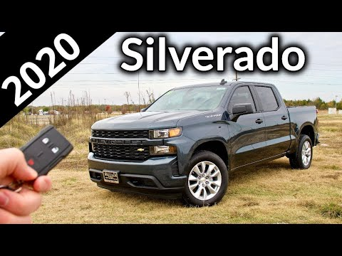 """New 2020 Chevy Silverado For $28k!?   A More """"Affordable"""" Full-Size Truck"""