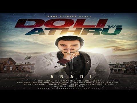 DOLI VS ATHRU || ANADI MISHRA || LATEST NEW SONG 2018 ||CROWN RECORDS