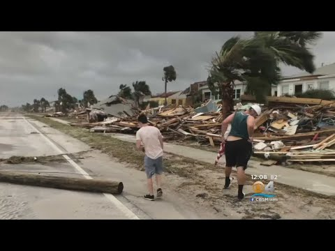 Deds Says Hurricane Michael Recovery Could Take Years