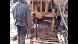 видео Инженерно-геологические изыскания в городе Москве