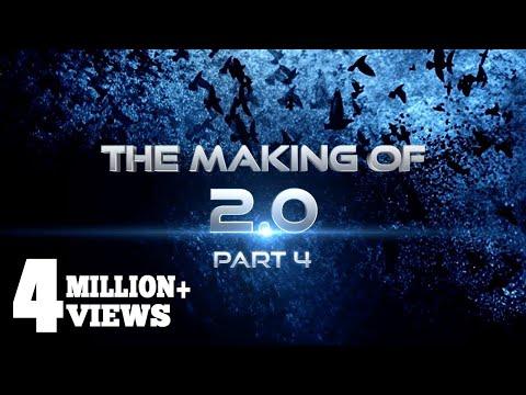Making of 2.0 - Part 4 | Rajinikanth,...