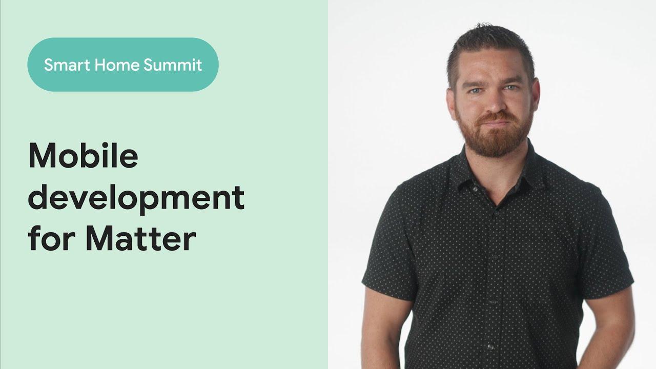 Preview Mobile SDK for Matter