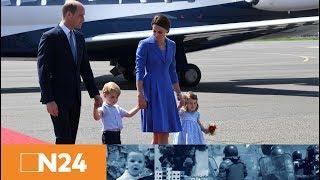 Brandenburger Tor: Das schauen sich William und Kate heute in Berlin an