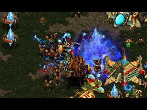 Incontrol (Z) V Rondo (P) On Fighting Spirit - StarCraft  - Brood War REMASTERED