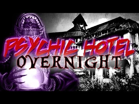 HAUNTED PSYCHIC TOWN AT 3AM - OVERNIGHT CHALLENGE IN CASSADAGA FL | OmarGoshTV