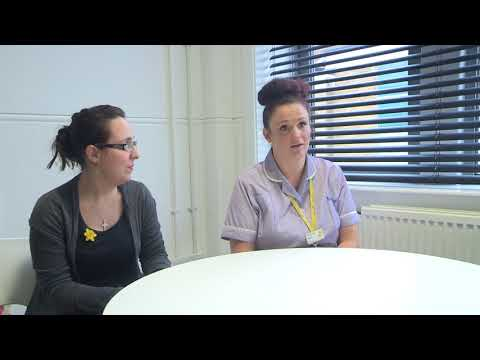 Marie Curie interview on Bay TV