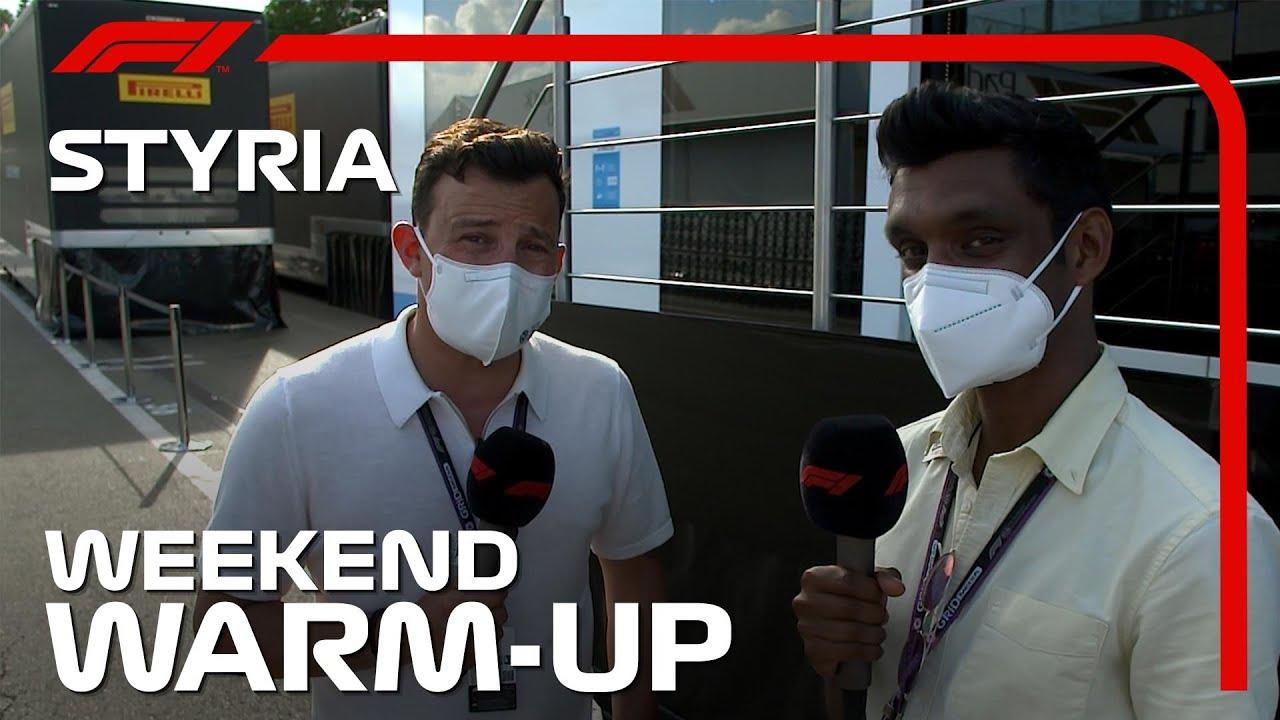 Weekend Warm Up! 2021 Styrian Grand Prix