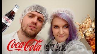 GYÓGYSZERES KÓLA? ⎮ A Coca-Cola gyárban jártunk! ⎮ PANÍR ALATT extra