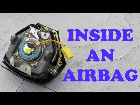 How an Airbag Works - Takata Recall Explained