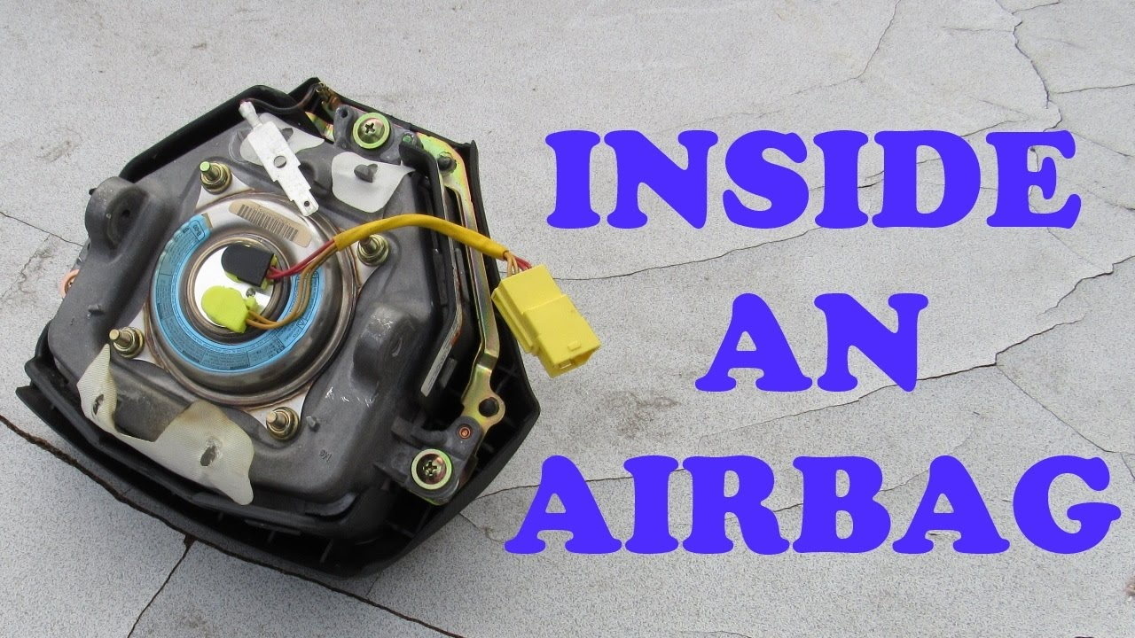 how an airbag works takata recall explained doovi. Black Bedroom Furniture Sets. Home Design Ideas