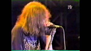 Ramones - Spiderman (Live Argentina 1996)