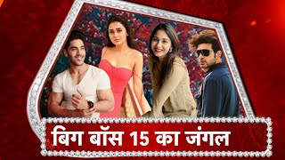 Confirmed List Of Bigg Boss 15 Contestants REVEALED