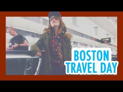 Boston Travel Day! Day 1350   ActOutGames