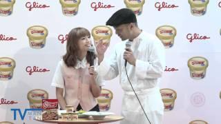 タレントの優木まおみさん(31)が10日、東京都内で行われた低カロリー...
