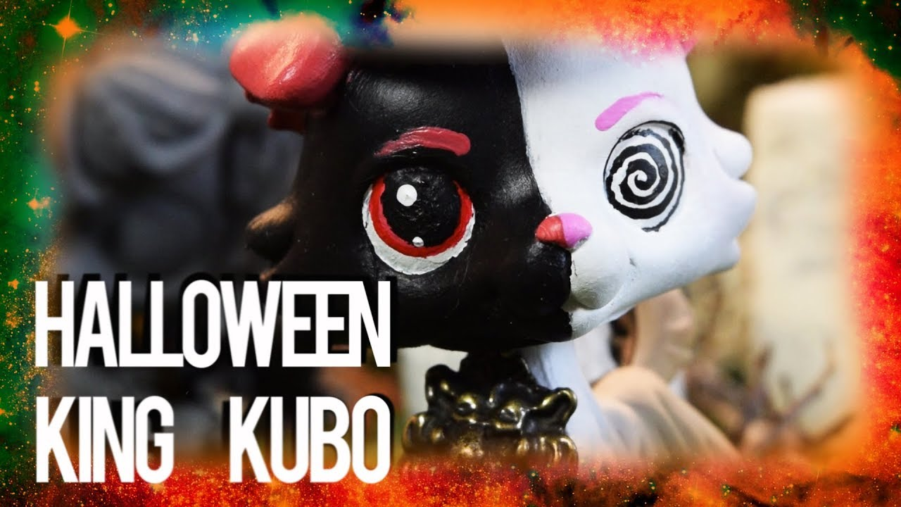 How To Customize Lps Halloween King Kubo Timelapse
