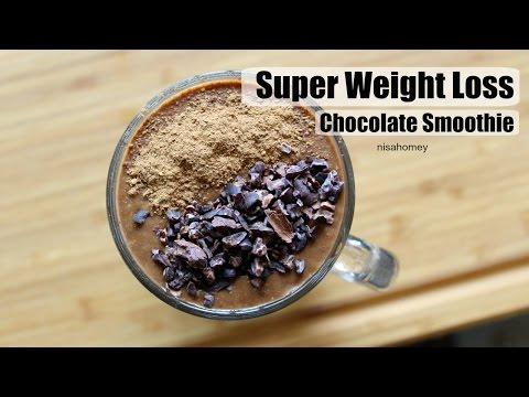 super-weight-loss-chocolate-smoothie/shake---lose-weight-fast-with-chocolate---no-diet-no-exercise