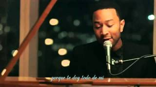 John Legend - all of me  - subtitulado español