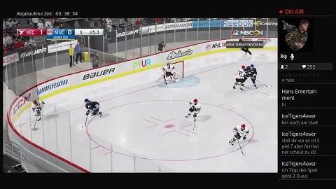 Livestream Del Eishockey