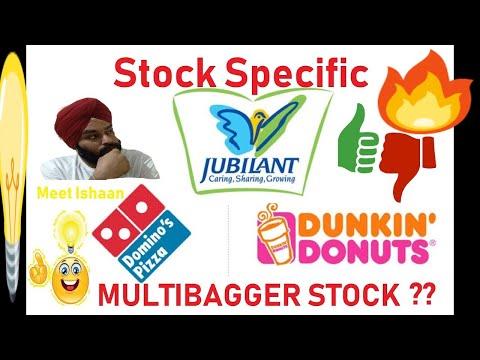 Jubilant Foodworks aka Domino's 🍕🍕 Multibagger ?? | Stock Specific | (Hindi)