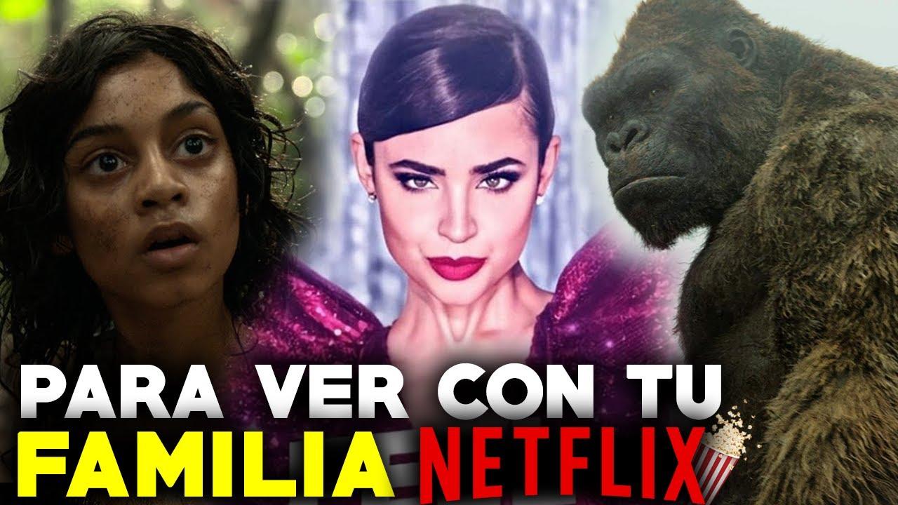 10 Recomendaciones De Peliculas Para Ver Con Tu Familia En Netflix 1 Youtube