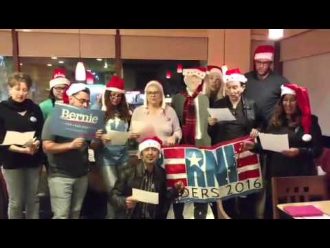 Bernie Sanders Christmas Carol1 - YouTube