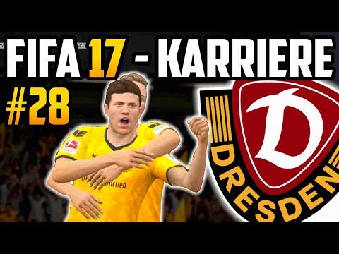Bisher UNBESIEGT in der BUNDESLIGA!! - FIFA 17  Dresden Karriere: Lets Play #28