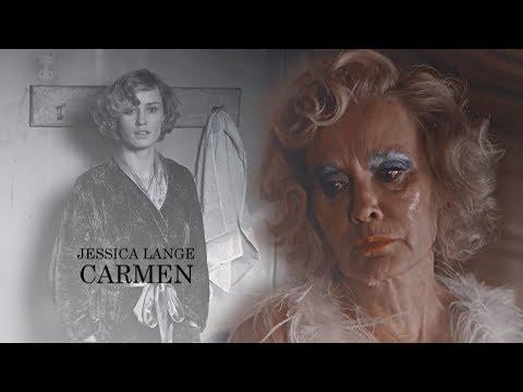 Jessica Lange   Carmen [+Oncer Studios]