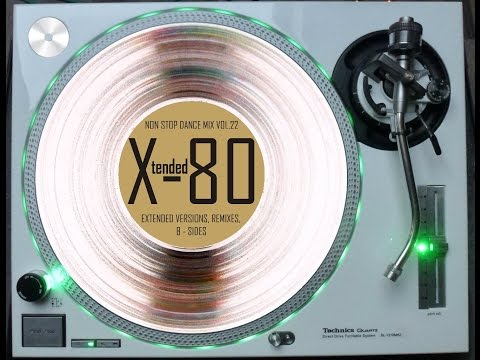 X-TENDED 80 - NON STOP DANCE MIX VOL. 22 (�)
