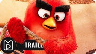 ANGRY BIRDS 2 Sneakpeek & Trailer Deutsch German (2019)