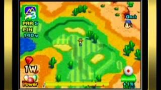 Mario Golf: Advance Tour - Highlights