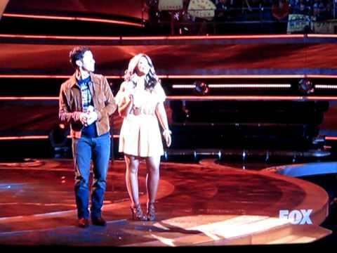 American Honey Lauren Alaina and Scotty McCreedy American Idol