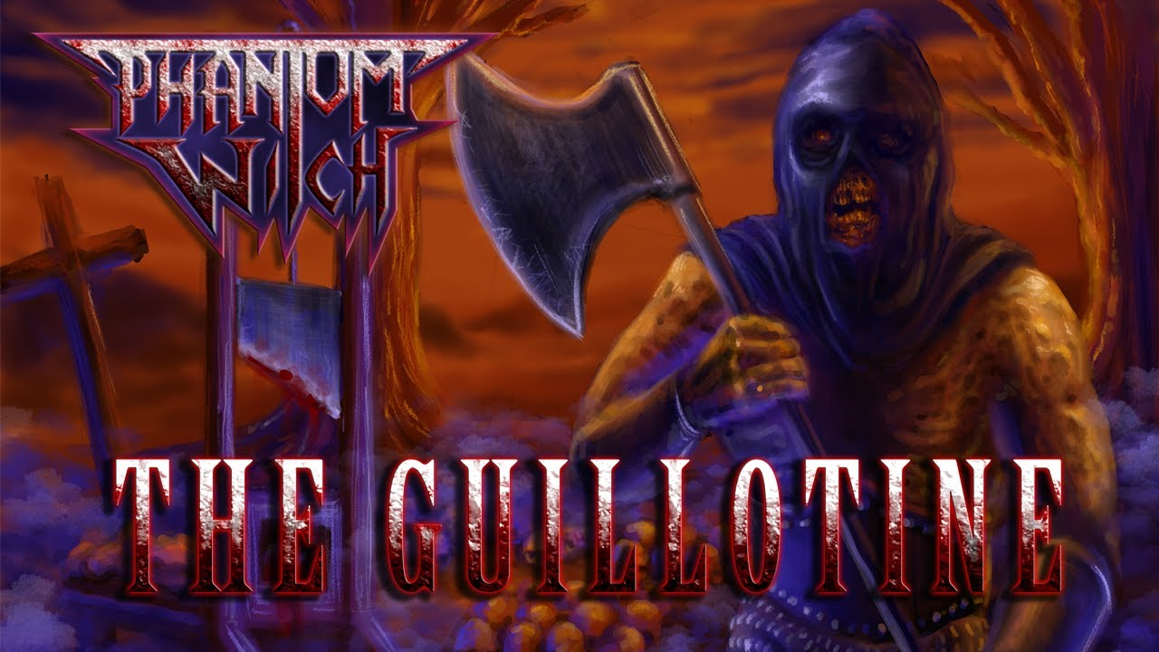 NEW RELEASE: THE GUILLOTINE (Single)