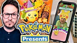 POKÉMON PRESENTS : situation de la Nintendo Switch et annonces ensemble en direct 🐱