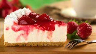 Cheesecake Light - Torta De Queso Dietetica
