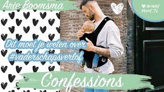 """Arie Boomsma - """"Dit MOET je weten over partnerverlof!"""" #Confessions"""