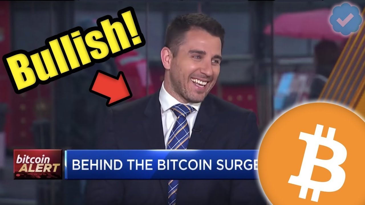 CNBC: We are Entering a 2 to 3 Year Bull Market, Where 20k BTC will be just a Blip on the Radar.