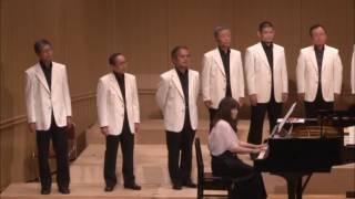 2016年ひらの混声合唱団第3回ジョイコーラス 古寺ななえ編曲「合唱で時...