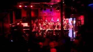"BOB SANDS BIG BAND / Bogui Jazz, 7 abril 2013, ""It might as well be swing"""